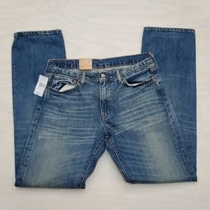 Denim & Supply Straight Fit Jeans W32